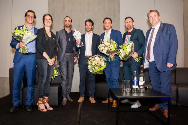 JCI Award Vlaamse Jonge Ondernemer 2017